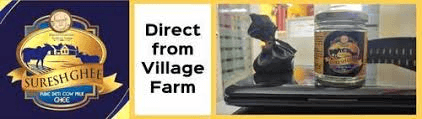 Suresh Ghee Direct From Village Farm : SureshDesiGhee.com