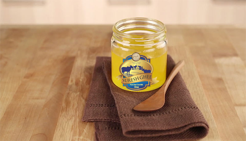 Desi Cow Ghee Benefits : SureshDesiGhee.com