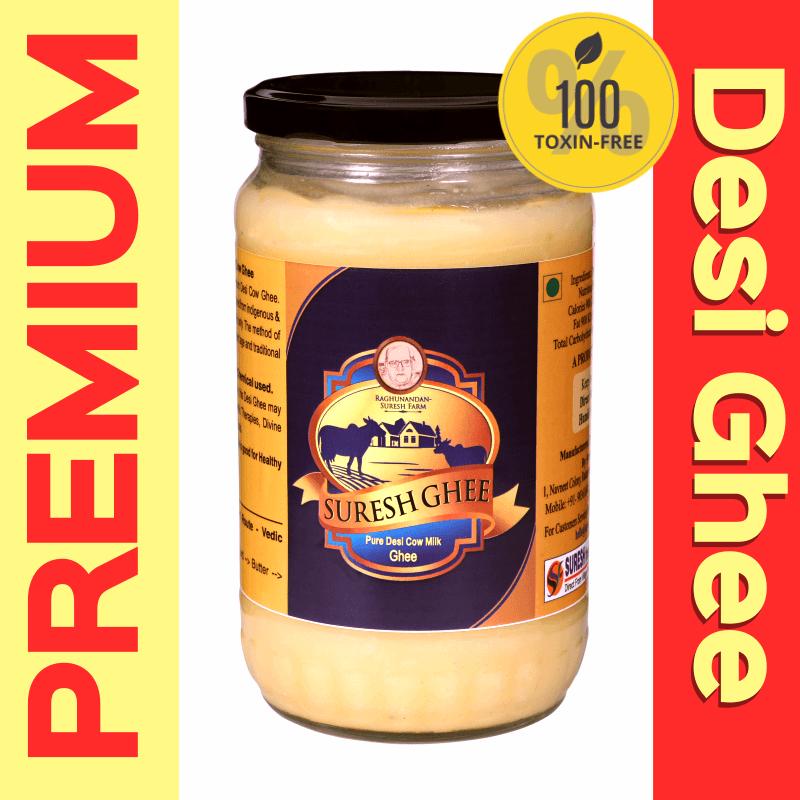 Premium Desi Ghee : SureshDesiGhee.com