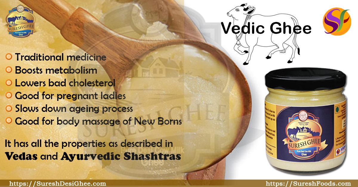 Vedic Ghee Ordinary Desi Ghee: SureshDesiGhee