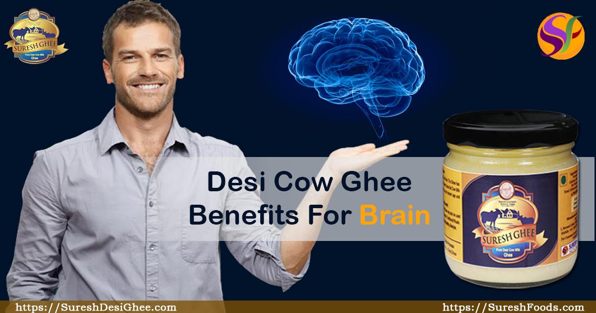 Desi Ghee for Brain : SureshDesiGhee.com